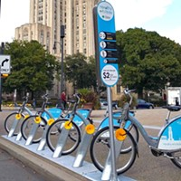 First-year Pitt students will have free, unlimited 30-minute bike shares this academic year