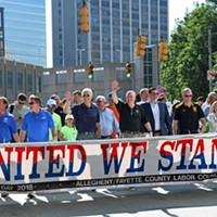 Labor Day parade to take place Downtown on Mon., Sept. 2