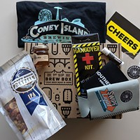 Pittsburgh-based company ships monthly boxes of beer swag to more than 100 subscribers across five countries