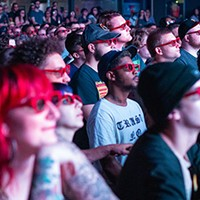 Concert photos: Flying Lotus in 3D at Stage AE