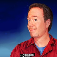 Joel Hodgson at <i>Mystery Science Theater 3000 LIVE</i>