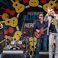 2018 Blues and Heritage Festival