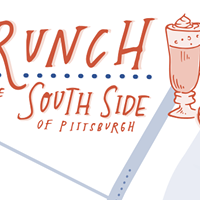 Illustrated food, fashion, and drink tour of the South Side