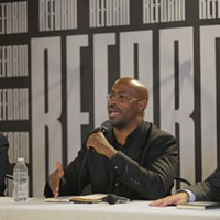 CNN anchor Van Jones, Rep. Ed Gainey advocate probation reform in East Liberty
