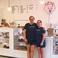 350° Bakery makes the jump from wholesaling at Piper's Pub to its own home in South Hills