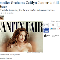 Pittsburgh Post-Gazette takes on Caitlyn Jenner's gender, looks really, really hateful in the process