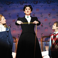 <i>Mary Poppins</i> at Pittsburgh CLO