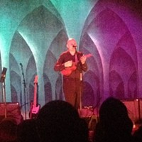 Concert review: Billy Corgan at the Carnegie of Homestead Music Hall, June 16
