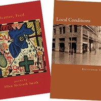 Reviews of new chapbooks by Ellen McGrath Smith and Kristofer Collins