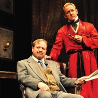 <i>Sherlock's Last Case</i> at Kinetic Theatre