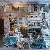 Mattress Factory installations explore sustainable design, detritus and more
