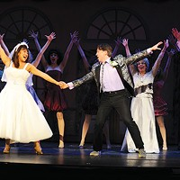 <i>The Wedding Singer</i> at Pittsburgh CLO