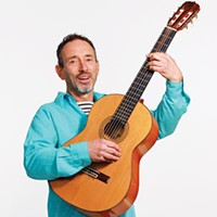 Jonathan Richman, Nov. 43