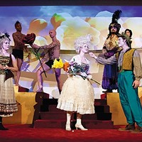 "A scene from ""The Winter's Tale"""