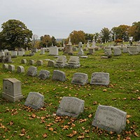 A walking tour of Allegheny Cemetery