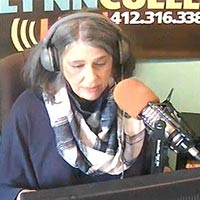 Lynn Cullen Live 10/29/15