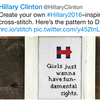 Campaign 2016's Silly Season: A Weekly Tweet Round-Up Nov. 13