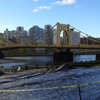 City of Pittsburgh, development groups protest ALCOSAN's possible riverfront construction