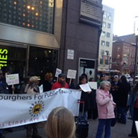 Suburban residents fill Port Authority meeting to max capacity, demanding bus service additions
