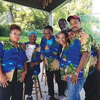 At 75, Edgewood's Verna Crichlow still rocks her steel drums and her Caribbean Vibes