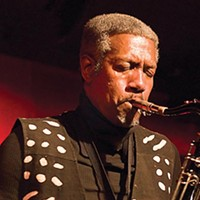 Saxophonist Billy Harper brings the healing power of music to the New Hazlett Theater