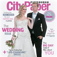 Our favorite <i>Pittsburgh City Paper</i> covers of 2015