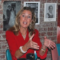U.S. Senate Candidate Katie McGinty focuses on the future of young Americans during Pittsburgh campaign stop