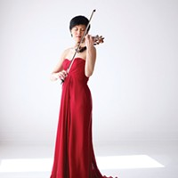 Jennifer Koh at the Pittsburgh Symphony Orchestra, Feb. 27