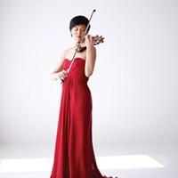 Jennifer Koh at the Pittsburgh Symphony Orchestra, Feb. 27