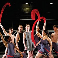 The Conservatory Dance Company's <i>Five</i>