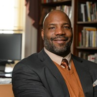 Review: Jelani Cobb at Carnegie Mellon University