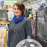 Jeanette Harris' Gluten Free Goat bakery offers tasty options for those on restricted diets