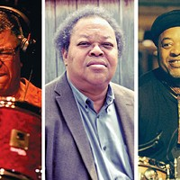 This week, Pittsburgh jazz fans have an opportunity to see three renowned and boundary-pushing artists