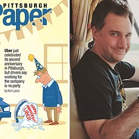 A conversation with this week's Pittsburgh City Paper cover artist Pat Lewis