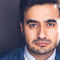 Fajer Kaisi stars in the Public's production of <i>Disgraced</i>