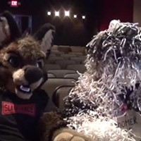 City Paper talks to 'Fursonas' director, Boomer the Dog