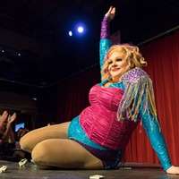 Bark, Baby! It's the Fifth Annual B*tches Ball drag competition benefiting Pittsburgh's Animal Rescue League