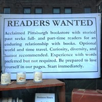 Retooled City Books re-opens tomorrow on Pittsburgh's North Side