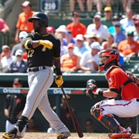 Pittsburgh Pirates Andrew McCutchen: Seeing Pedro Alvarez in Baltimore jersey was 'awkward'
