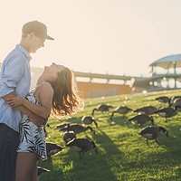 Engagement photo session tips for brides and grooms