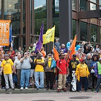 UPMC plans to raise starting hourly wages to $15 by 2021, but what does that mean for unionization efforts?