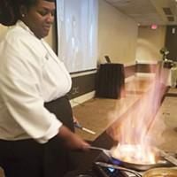Pittsburgh-based baker Dena Stanley runs MadDezSweetz