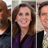 Democratic Pennsylvania U.S. Senate candidates get heated in TV debate