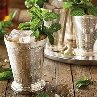 Embrace spring with a perfect mint julep