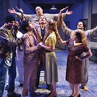"""One Flew Over the Cuckoo's Nest"" at barebones productions"