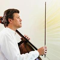 Cellist Mikhail Istomin
