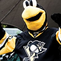 Wysocki on Pittsburgh's best, worst and handsiest sports mascots