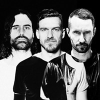 In Miike Snow, hit-making songwriters Andrew Wyatt, Christian Karlsson and Pontus Winnberg step out from behind the scenes