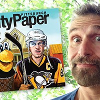 A conversation with this week's Pittsburgh City Paper cover artist Frank Harris