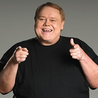 A conversation with comedian Louie Anderson